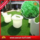 庭のための反紫外線35mm自然で総合的な草の芝生
