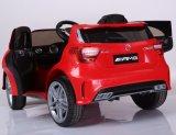 Лицензированная езда Benz Мерседес малышей на автомобиле игрушки
