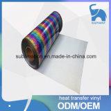 Vinyle en gros de transfert thermique de qualité d'usine pour le vêtement
