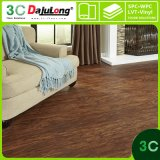 UV Wear-Resistant Spc antistatique antiglisse Luxury Vinyl Plank Flooring 6.0mm