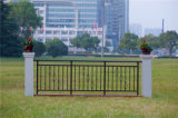 Balcon en acier galvanisé décoratif de haute qualité 11 de clôture d'alliage d'aluminium