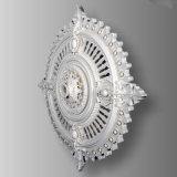 Médaillon victorien décoratif Hn-Y010 d'unité centrale de Rose de plafond de polyuréthane