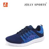 Nuevo diseño de moda zapatillas deportivas para los hombres con Flyknit