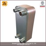 Cambiador de calor cubierto con bronce comercial de la aleta de la placa