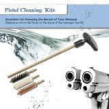Rodas de limpeza de pistolas Escovas de limpeza de tiro de arma de fogo Varizes de limpeza de armas de fogo