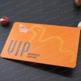 Do cartão plástico do PVC do cartão da impressão cartão plástico personalizado do PVC com preço agradável