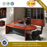 Mahogany темная таблица управленческого офиса CEO цвета прокатанная MDF (NS-ND094)