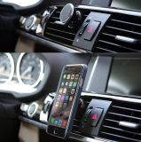 Магнитный держатель мобильного телефона сброса воздуха автомобиля