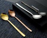 Edelstahl-Abendessencookware-Löffel