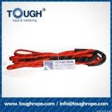 Rotes des Chemiefasergewebe-UHMWPE Auto-Handkurbel-Seil Handkurbel-des Seil-10.5mmx30moff-Road