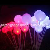 庭の使用のための屋外LEDの球の花の装飾ライト