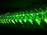 センサーが付いているIP65 70W RGBの穂軸LEDの洪水ライト