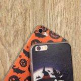 cassa glassata opaca del telefono mobile del PC dei personaggi dei cartoni animati di Halloween di stampa 3D