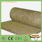 Couverture de laines de roche d'isolation thermique pour la chambre froide