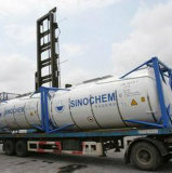 IBC oder ISO-Becken-Wasserstoffperoxid 35% 50% 60%