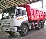 이디오피아 트럭 중국 FAW 30 팁 주는 사람 톤 371 6X4 또는 덤프 트럭