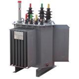 trasformatore a bagno d'olio di tensione di energia elettrica di 11kv 33kv