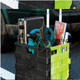 Легко тележка вагонетки покупкы Plastis раскройте и складывать с 2 колесами