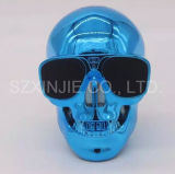 Диктор Bluetooth головной формы черепа портативный беспроволочный миниый для Desktop тетради PC/Laptop/передвижного игрока Phone/MP3/MP4 с радиоим