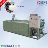 Machine industrielle de générateur de glace de bloc de conformité d'OIN