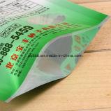 Sacchetto di plastica di imballaggio per alimenti di Laminted del seme del cereale della termosaldatura di plastica di stampa