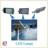 lâmpada de rua ao ar livre da iluminação do diodo emissor de luz do poder superior 30W