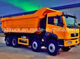 Camion pesante utilizzato scaricatore di trasporto di pietra del ribaltatore della sabbia di FAW Dongfeng