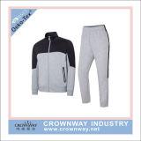 Jaqueta de homens de moda para o desporto se desgastam com o painel de contraste
