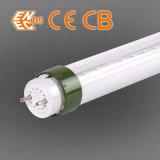 LED de 5 años de garantía de 1,2 m22W 100-240V TUBO LED T8