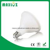 Дешевый пластичный шарик алюминия 18W PAR38 СИД с E27