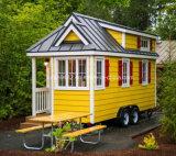 Pequeña Casa, pequeñas casas en Venta Pequeña casa diseños (TH-073)