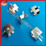 Manufatura do dissipador de calor de alumínio de carimbo eletrônico (HS-AH-005)