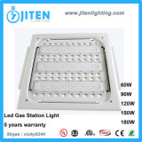 130lm/W Recessed 180W LED Canopy Light Benzinestation LED Lighting Fixture