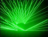 Professionele 8W Laserman toont Systeem de Groene Dansende Laser van de Verlichting van de Mens van de Laser van het Stadium