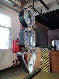풀 컬러 P6 유연한 실내 LED 영상 벽