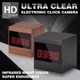 Digital 1080P A10 Detecção de movimento Night Vision IR Alarme Mini DVR Video Camera Clock