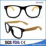 Gafas de sol de protección UV 400 del templo de bambú de alta calidad de la manera