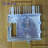Piezas trabajadas a máquina CNC de las piezas, el moler o el tornear, producción de encargo