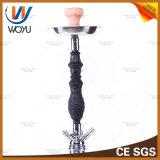 Huka-rauchendes Set-Wasser-Wasser-Rohre Alaska-Glasrod der Shisha Holzkohle-Zigarettenspitze