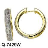 형식 보석 귀걸이 구리 공장 도매