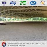 Sinoacmeは構造スチールフレームの小屋を組立て式に作った