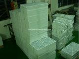 Filtro de Ar lavável primário de poliéster rolo de material, UE, Merv49, F4, Arrestance 90%