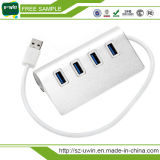 Eje libre del USB del USB 3.0 de los accesos de Sampe 4