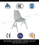 Hzpc138 стул фикчированной ноги новый - слоновая кость