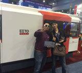 De Scherpe die Machine van de Laser van de Vezel van de hoge snelheid 1500W CNC voor Farbrication wordt ontworpen