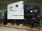 injectie van de Compressor van de Schroef 230000BTU/H Hanbell de Gekoelde Koelere Water