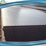 Placas de assoalho de aço a-572 Grau 50 para embarcações e construção de pontes