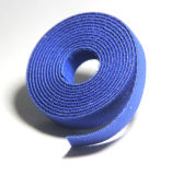 100% Polyester Crochet et boucle attache de câble ruban Magic Warp