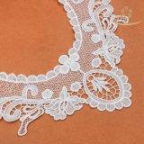 L60016 фантазии белого цвета с цветочным рисунком мотивы кружева с рисунком горловины исправления для продажи акций