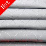 Polyester tissu jacquard coton pour chemise jupe